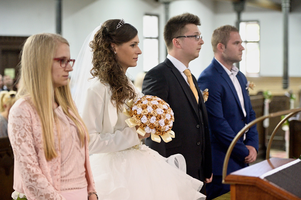 018 Esküvő fotózás - Dia és Endi - Templ