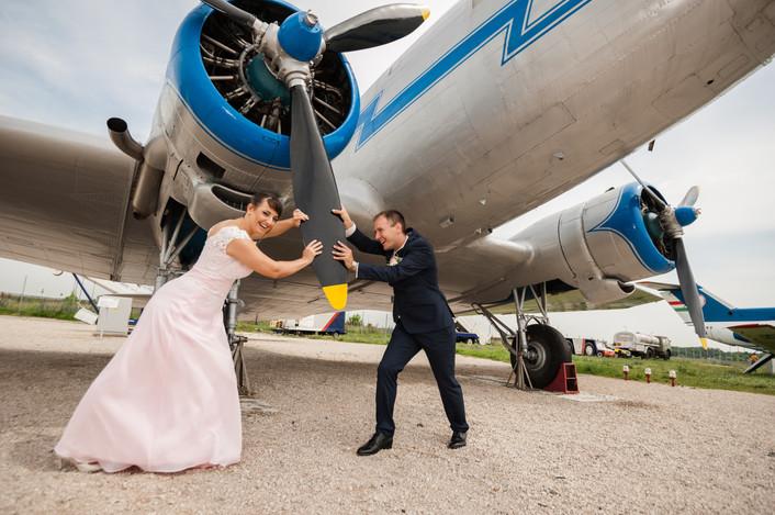 Esküvő fotózás videózás - Rita és Balázs Kreatív fotózás 06