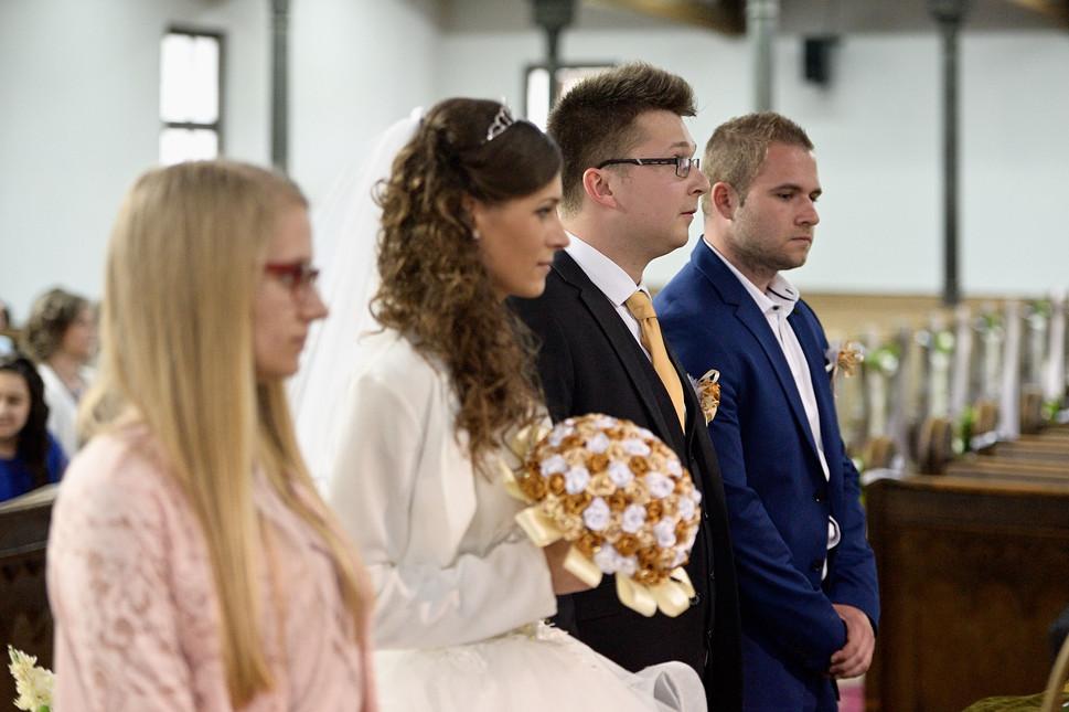 015 Esküvő fotózás - Dia és Endi - Templ