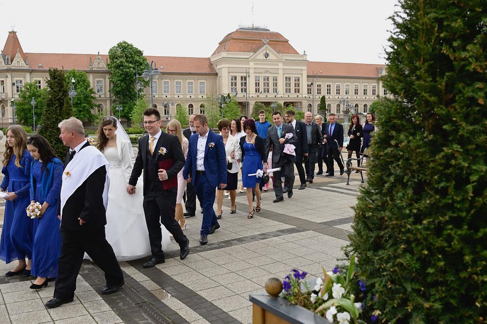 006 Esküvő fotózás - Dia és Endi - Templ