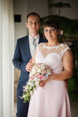 Esküvő fotózás videózás - Rita és Balázs - Beállított fotózás 01