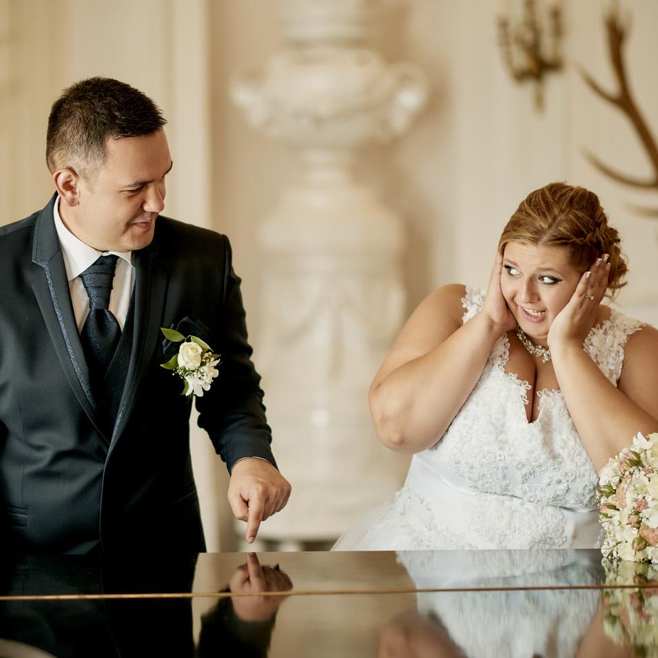 Fatime és Gyuri esküvői fotózása