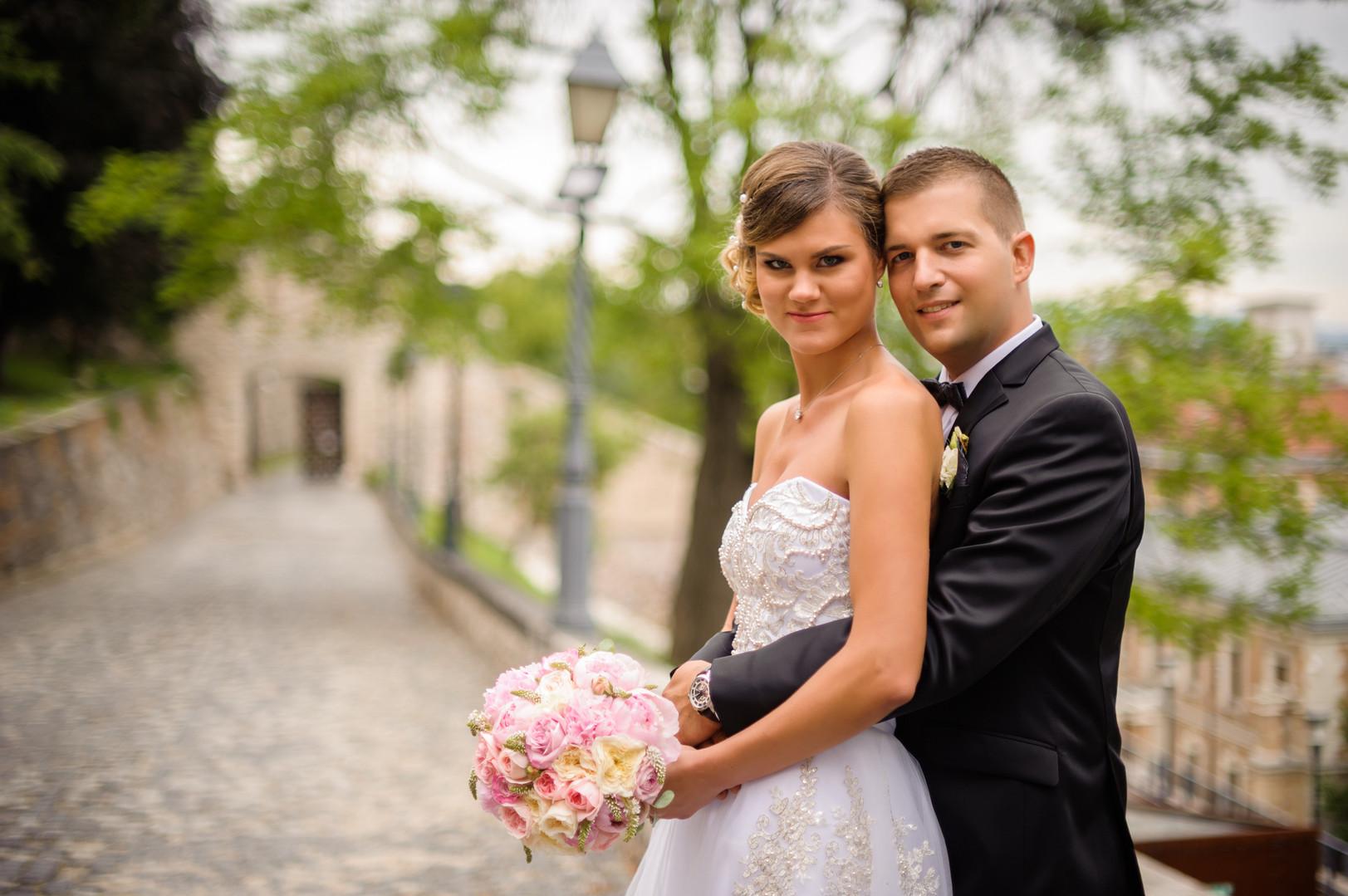 Gina és Péter esküvő fotói