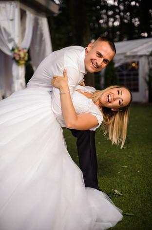 Kitti és Józsi esküvői fotói