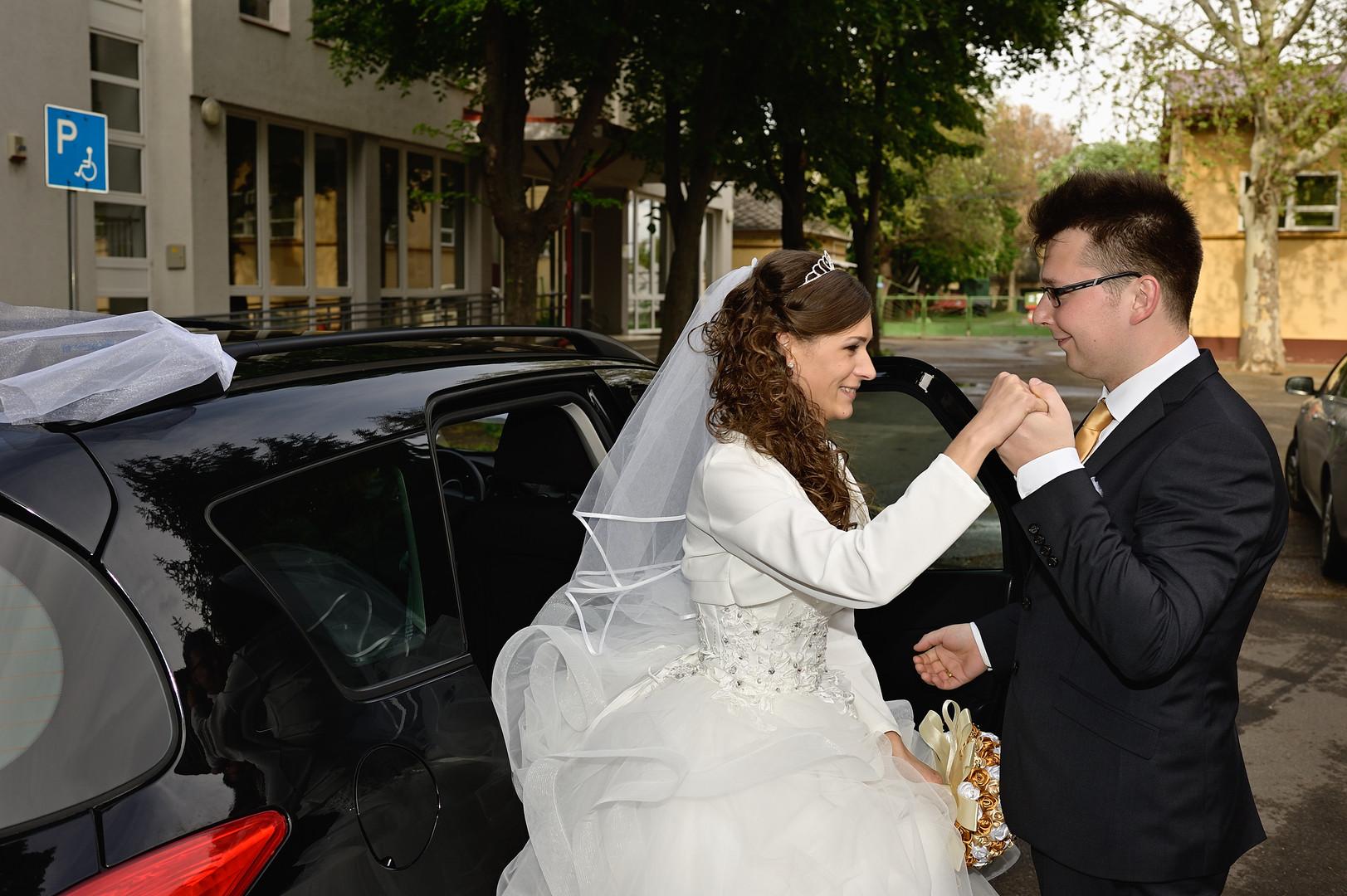 160 Esküvő fotózás - Dia és Endi - Csopo