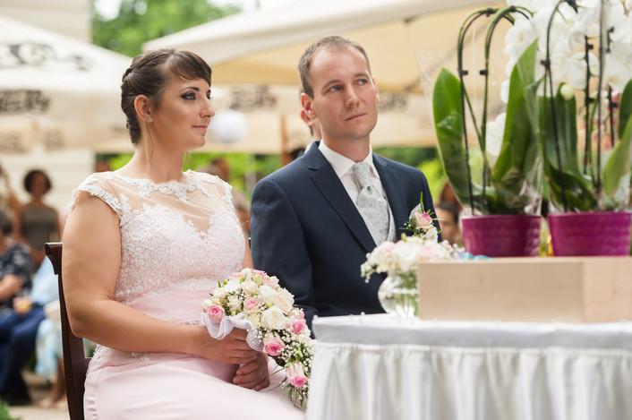 Esküvő fotózás videózás - Rita és Balázs - Polgári szertartás 13