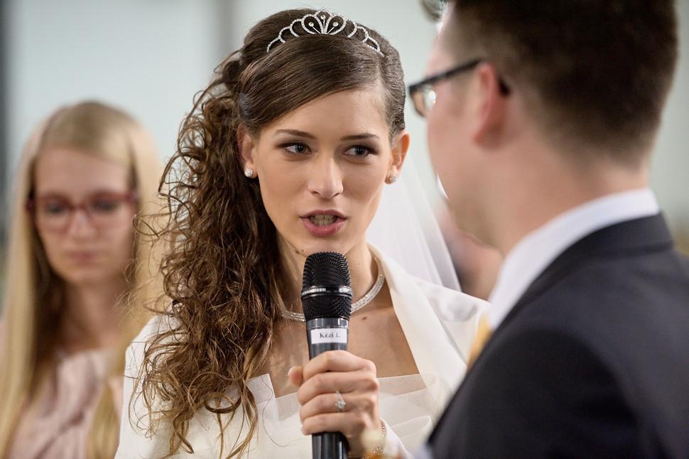 042 Esküvő fotózás - Dia és Endi - Templ