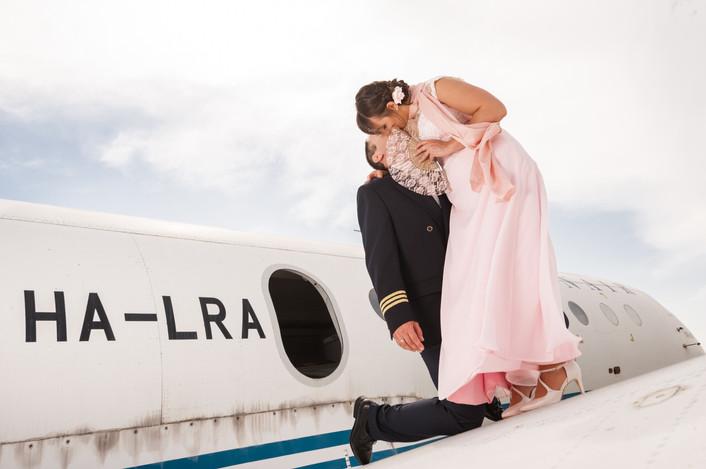 Esküvő fotózás videózás - Rita és Balázs Kreatív fotózás 09