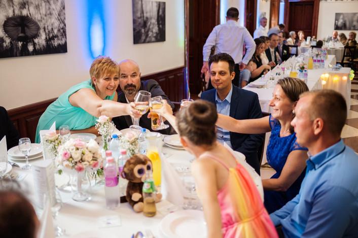 Esküvő fotózás videózás - Rita és Balázs - vacsora 26