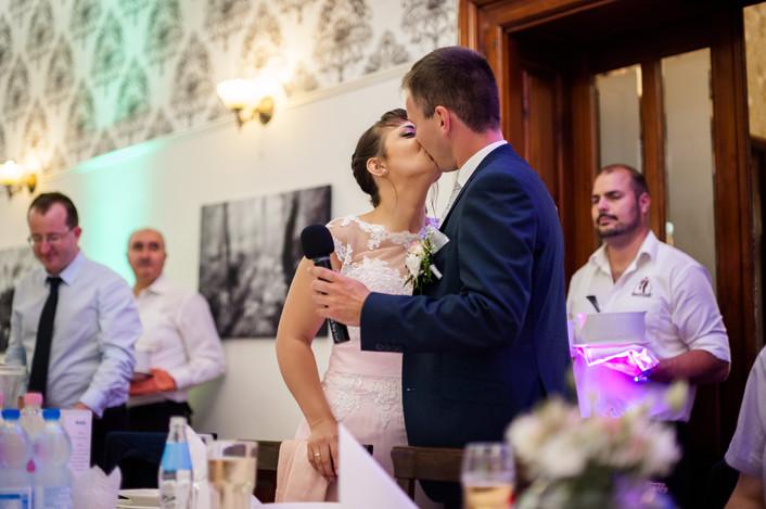 Esküvő fotózás videózás - Rita és Balázs - vacsora 27