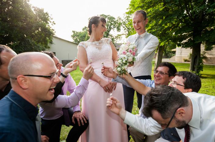 Esküvő fotózás videózás - Rita és Balázs - csoportfotózás 23