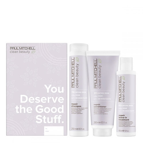 Clean Beauty Repair Holiday Set