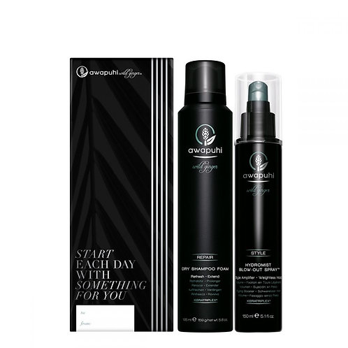 Awaphui Wild Ginger Blowout Holiday Set