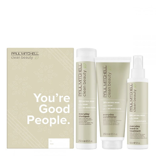Clean Beauty Everyday Holiday Set