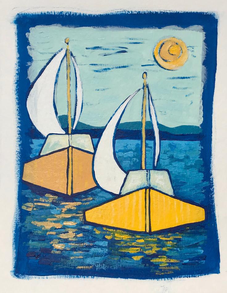 Mellow Yellow Sails