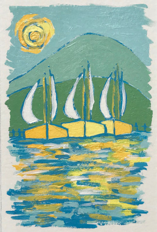 Yellow Sail Get Together