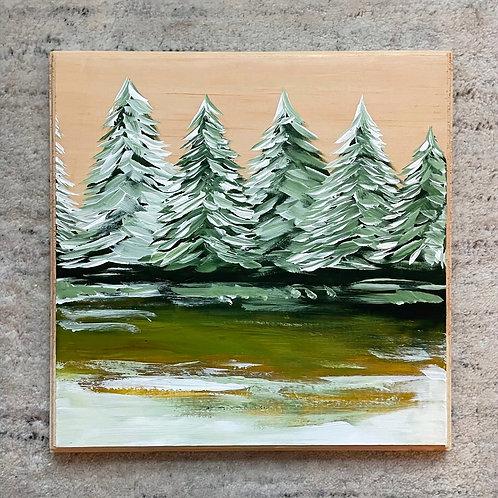 Winter Woods XI