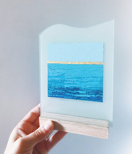 Seaglass Oceanscape