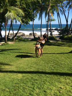 Costa Rica retreat, 2015.