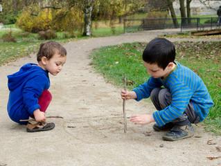 Les enfants ont besoin d'art, d'histoires, de poèmes et de musique, autant que d'amour,