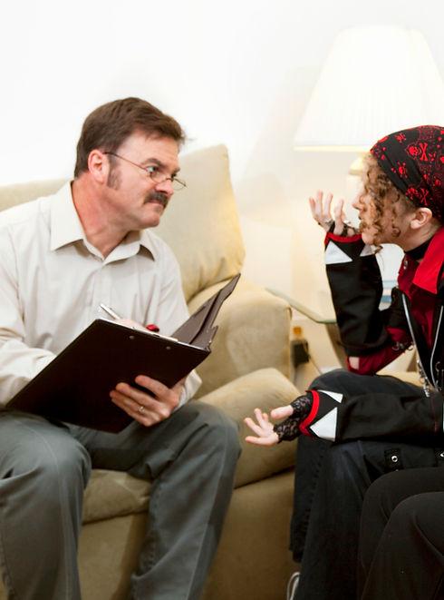 ייעוץ משפחתי להורים וילדים