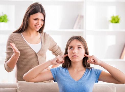 פתרון סיסוכים במשפחה