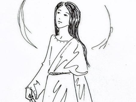 Sainte Marthe de Béthanie