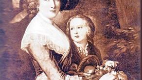 Louise Elisabeth de Croÿ, duchesse de Tourzel (1749-1832)