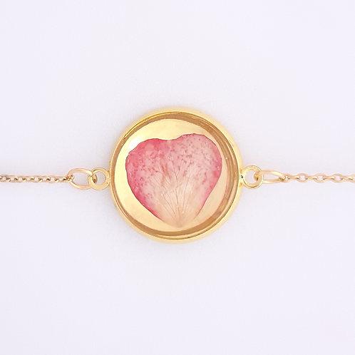 Bracelet Pétale de Rose