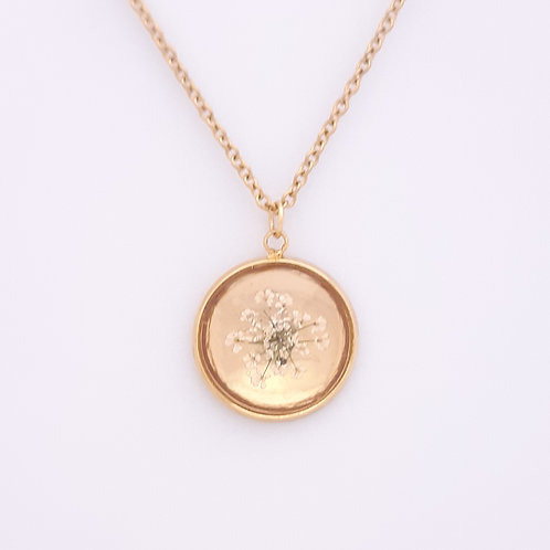Collier Gypsophile