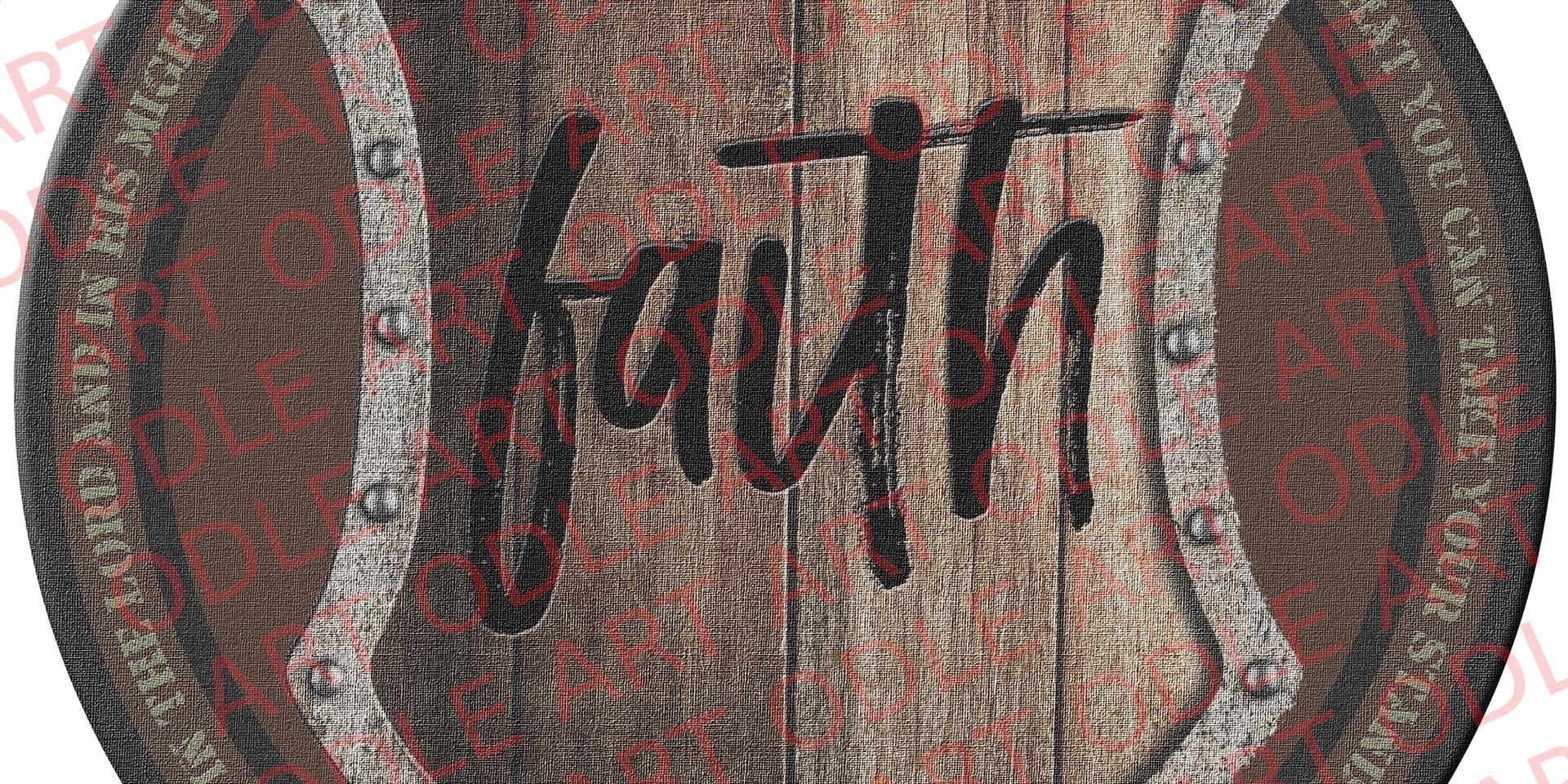 Shield Faith Patch