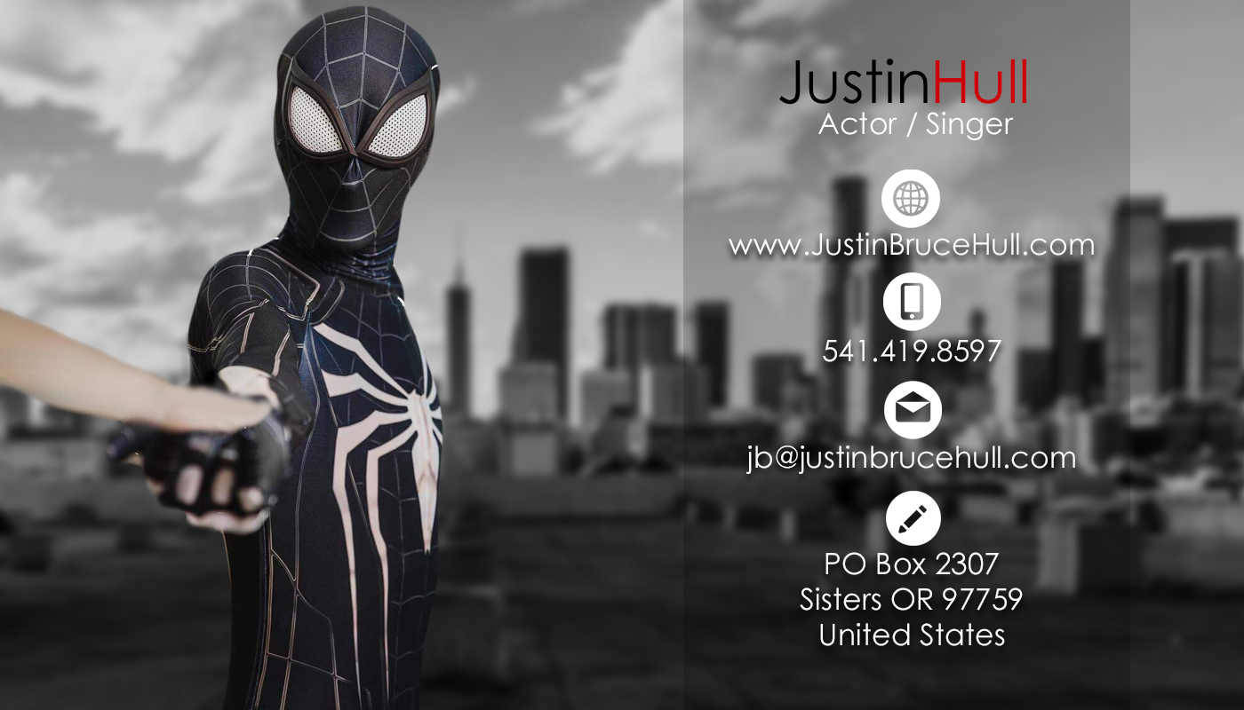 Business Card - Justin Hull