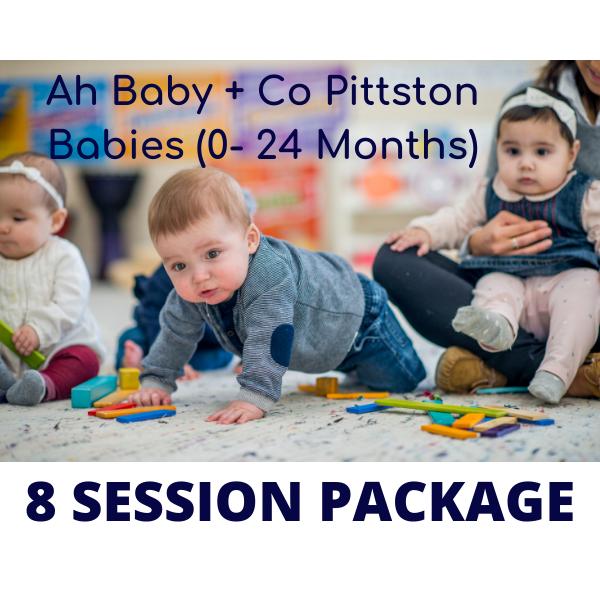 Caregiver & Baby 0-24 Months 8 WK SERIES