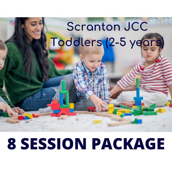 Caregiver & Toddler  2-5 Y/O 8 WK SERIES