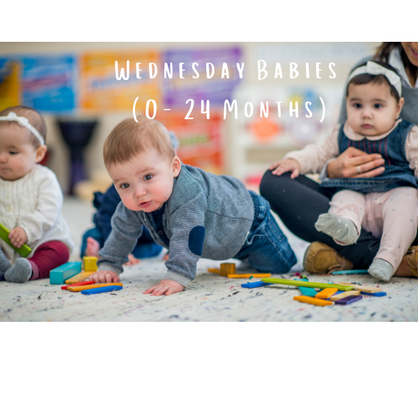 July 28th Wednesday Summer Session- Baby