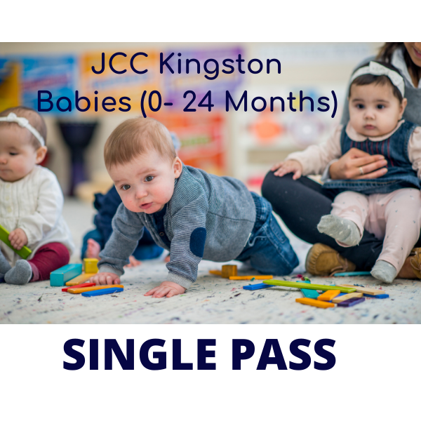 Caregiver & Baby 0-24 Months SINGLE PASS