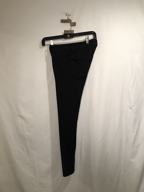 Woman's Black Jeans Size 2