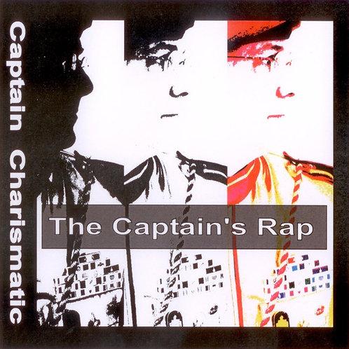 """""""The Captain's Rap"""" CD"""