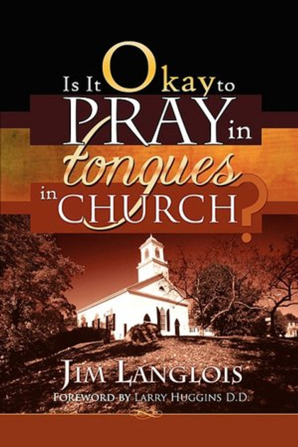 Is It Okay to Pray in Tongues in Church?