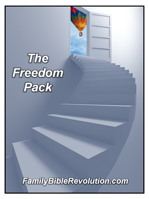 The Freedom Pack (inc. in G.G.B.W.)