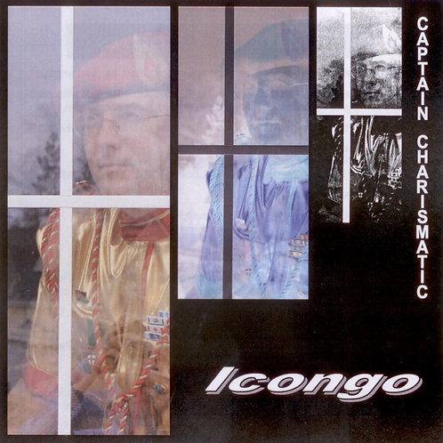 """""""Icongo"""" CD / by Captain Charismatic"""