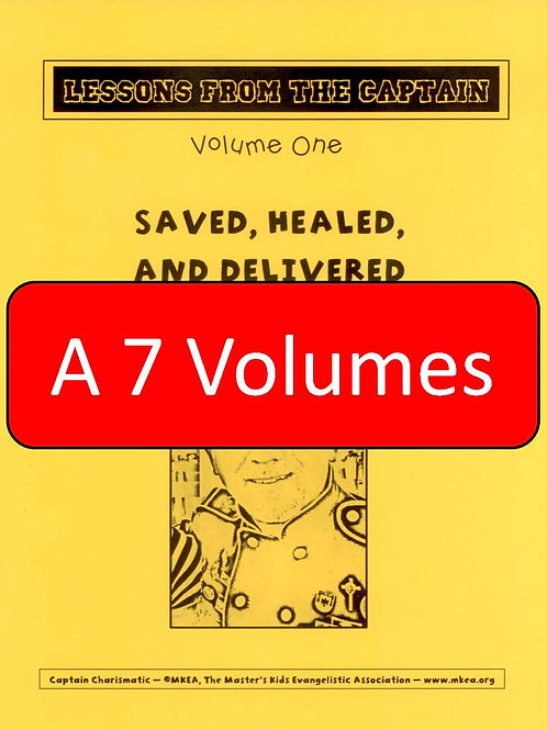 The Captain's Lessons - All 7 Vol. (169 Lessons)