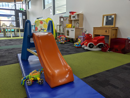 Important role of Supported Playgroup for local families