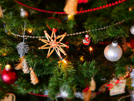 Community support for Christmas party