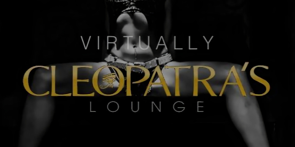 Virtually Cleopatra's Zoom event - Pre-Booking ONLY