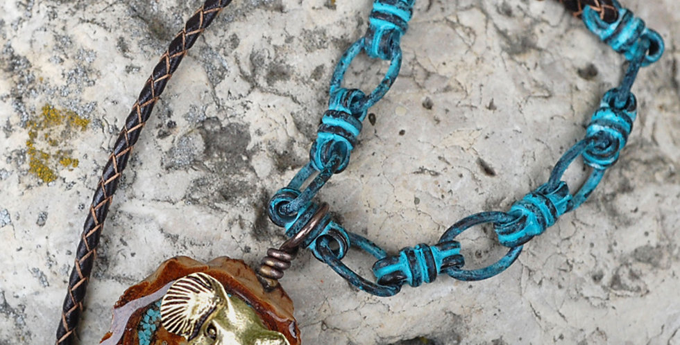 N947 Turquoise