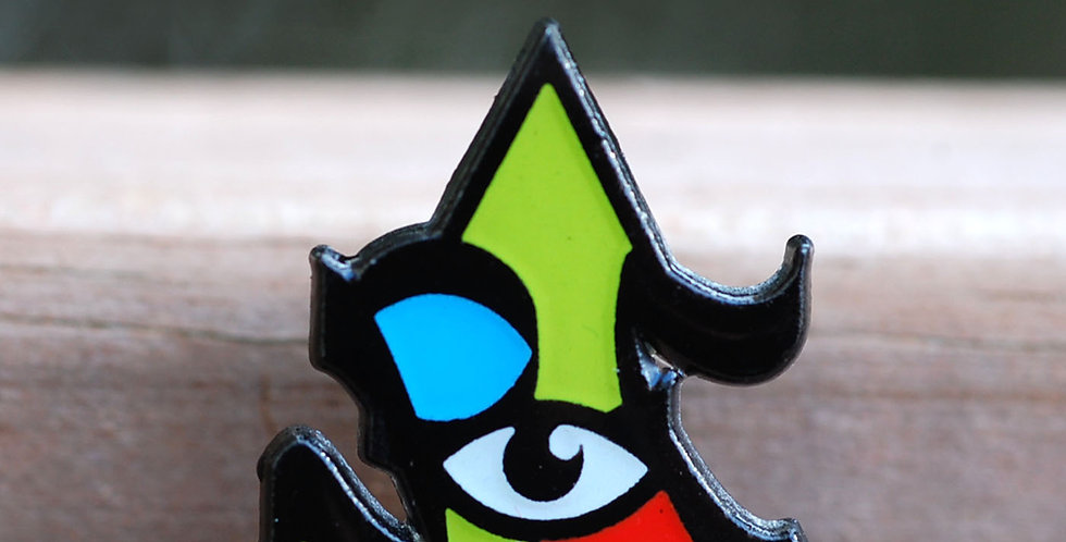 A246 Glowing Hat Pin