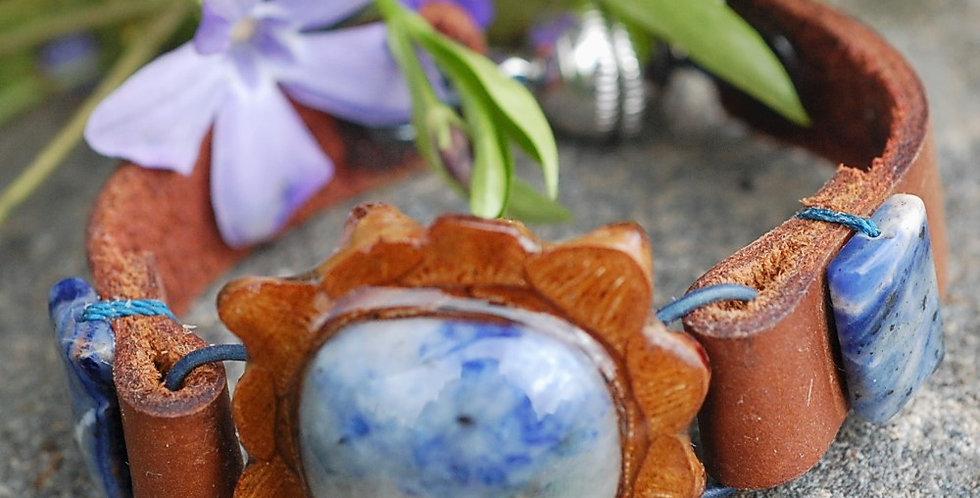B435 Blue Lapis