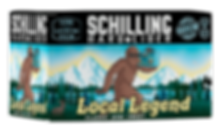 Schilling Cider-Local Legend-6 Pack Box-