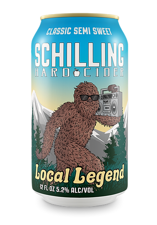Schilling Cider-Local Legend-12oz Can-1M